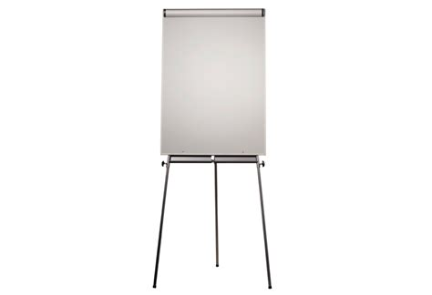 How To Make A Flip Chart With Paper - flip chart easel with paper holt av