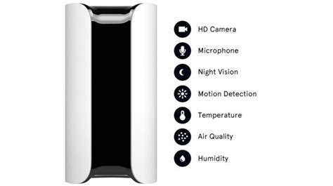 canary an all in one smart home security system