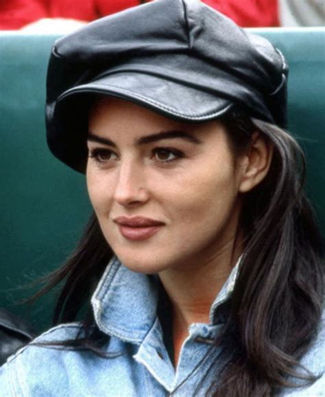 monica bellucci early years it took 35 years and monica bellucci was still as