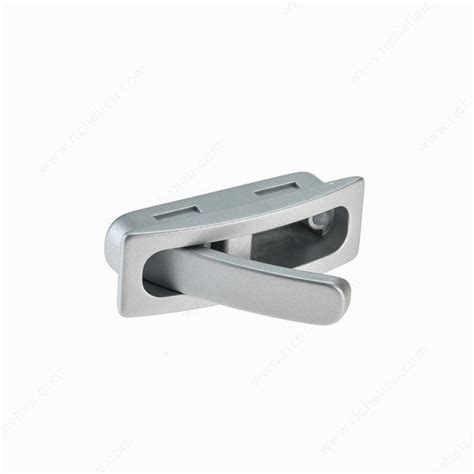 Recessed Door Knob Wall Protector by Recessed Metal Pull 7211 Richelieu Hardware