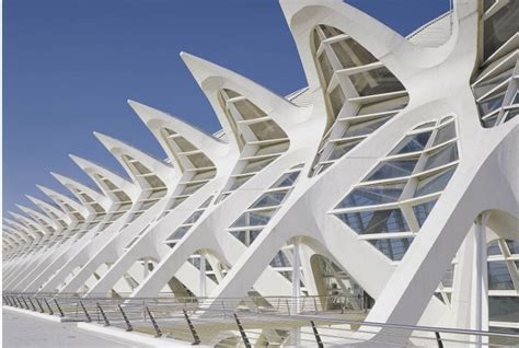 calatrava ba santiago calatrava planetarium science museum and l umbracle valencia spain the architect