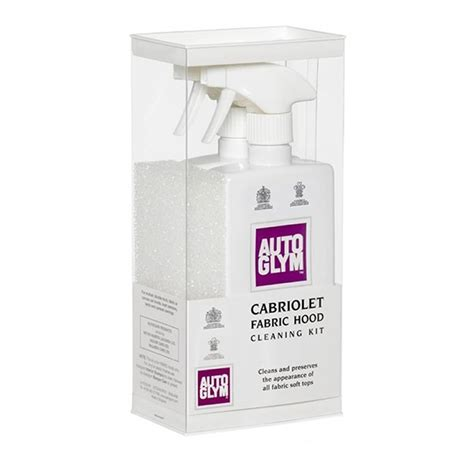 autoglym fabric clean kit cabriolet soft top kit ebay