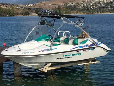 sea doo jet boats for sale in bc 1997 sea doo brp speedster for sale in vernon bc