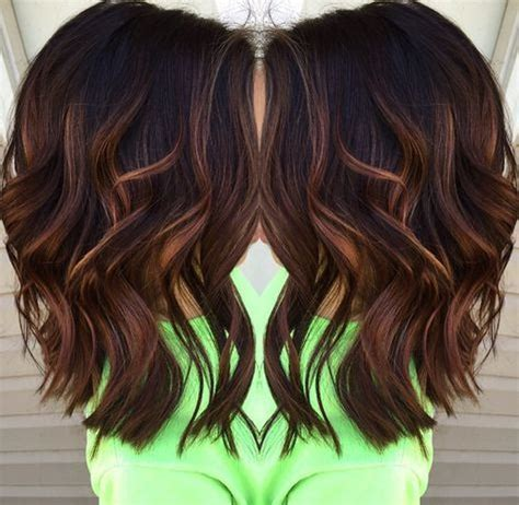 winter hair colors for brunettes stunning fall hair colors ideas for brunettes 2017 30