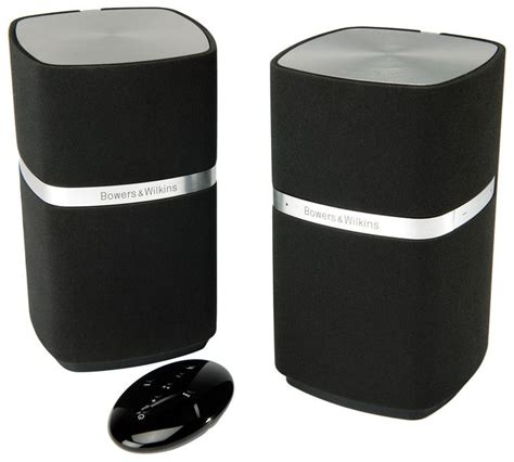 B W Mm1 Multimedia Speaker Bk on review b w mm 1 multimedia speakers