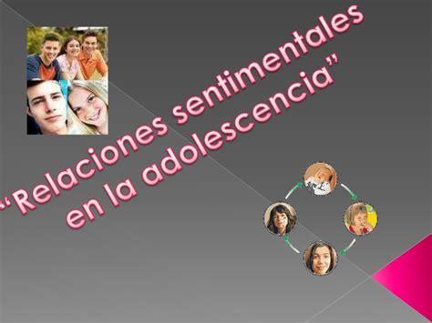 Imagenes De Relaciones Sentimentales En La Adolescencia | f c y e