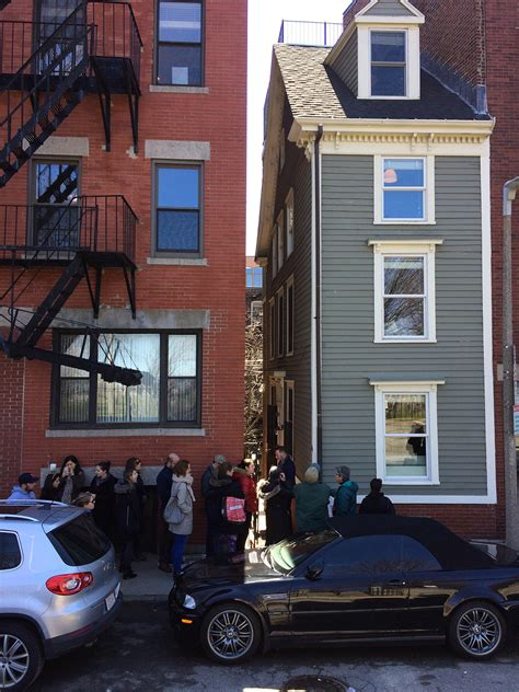 skinny house boston inside boston s famously skinny surprisingly spacious