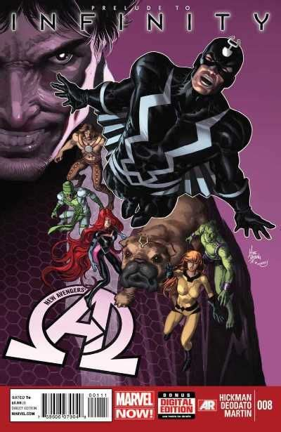 Tp Vol 3 Prelude To Infinity New Vol 3 8