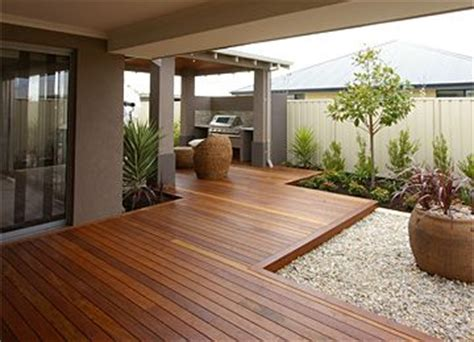 backyard flooring landscaping best 25 wooden decks ideas on pinterest