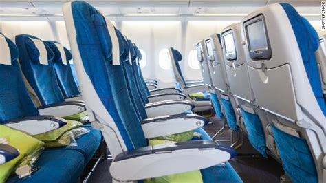 aircraft seat upholstery an end to the battle for the armrest cnn com