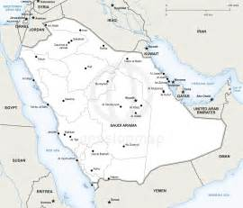 political map of saudi arabia vector map of saudi arabia political saudi arabia