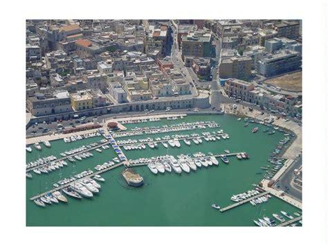 porto di bisceglie porto turistico di bisceglie marinas in puglia inautia