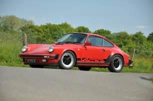 Porsche 911 3 2 The Last Of The Evolution Porsche 911 3 2l 1983 1989 Guide Occasion