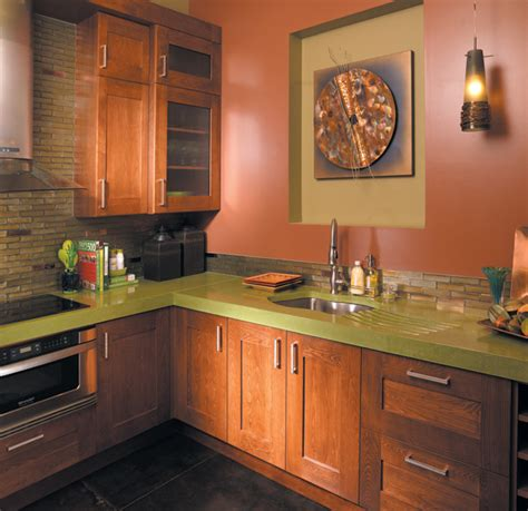 canyon kitchen cabinets canyon creek millennia quattro duet in beech in