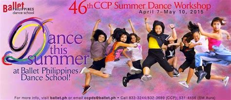 dance tutorial in manila 2016 summer workshops lessons and sports clinics for kids