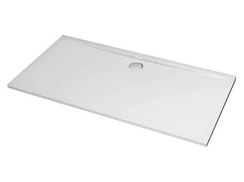 piatti doccia 170x70 piatto doccia rettangolare in acrilico ultra flat 170 x 70