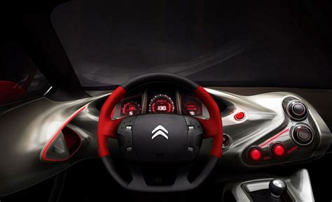 ds survolt interior 2010 citroen gq concepts