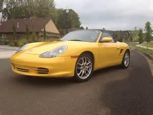 2003 Porsche Boxter 2003 Porsche Boxster Pictures Cargurus