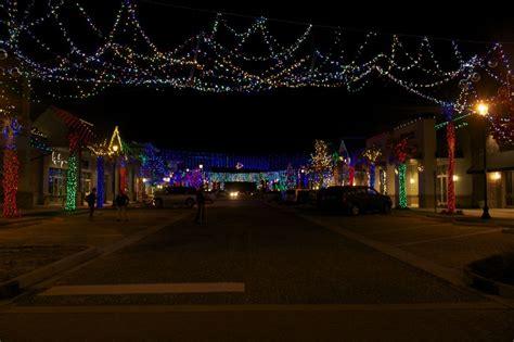where to find christmas lights on hilton head island