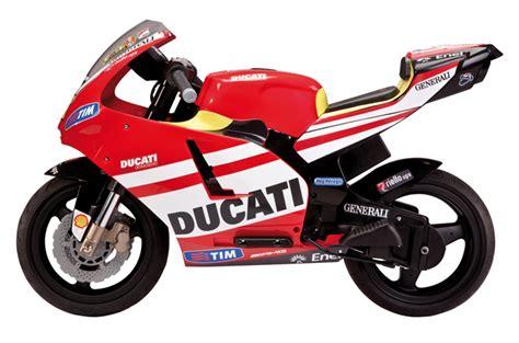 Elektro Motorrad Kinder by Ducati Kinder Elektro Motorrad Desmosedici Vr46