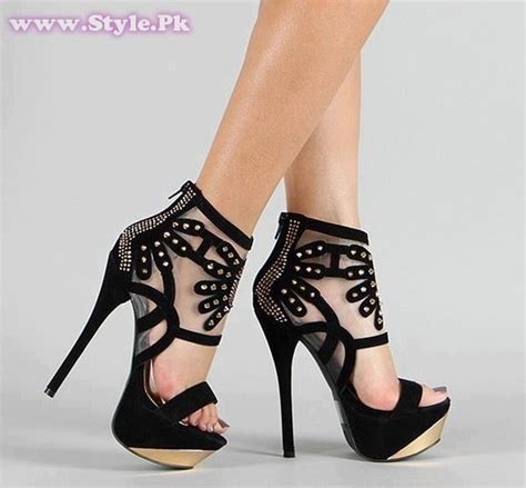 high heel shoes for 2014 paki styles fashion