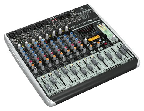 Mixer Audio Behringer 8 Channel behringer qx1222usb 8 channel mixer