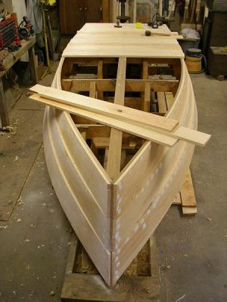 wooden boat plans macomber 15 woodenboat magazine