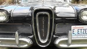 Cars In Barns Canadian Edition The Edsel A Brilliant Failure Youtube