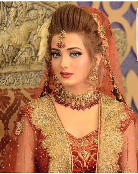 Hairstyles Hair by Kashees Beautiful Bridal Hairstyle Makeup Parlour