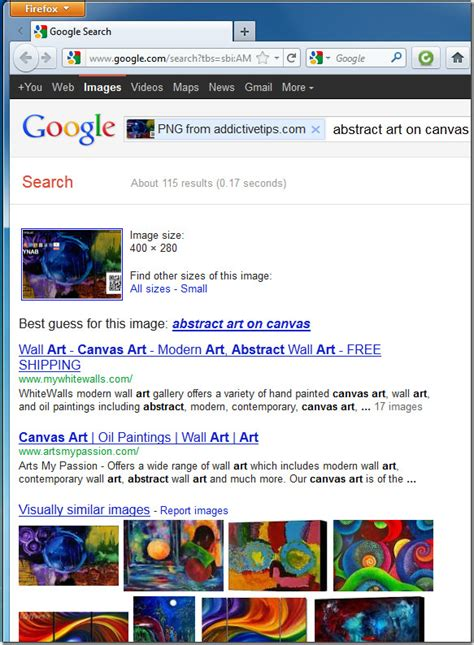 google images search google images search add image search results