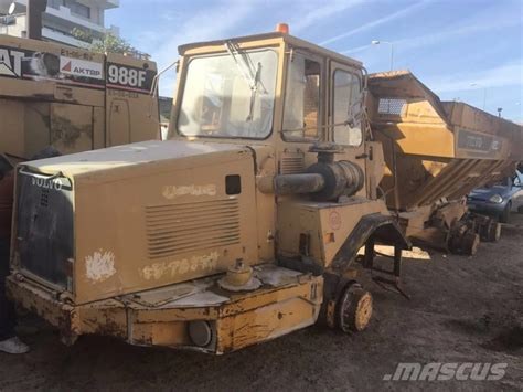 cheap volvo truck parts used volvo a25 spare parts articulated dump truck adt