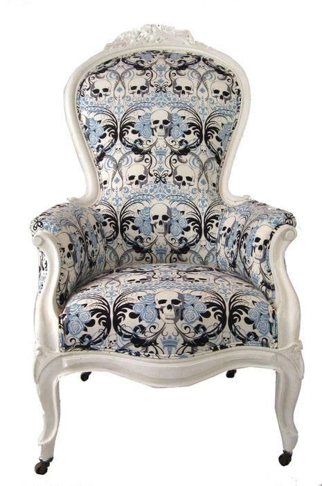 Skull Armchair by Skull Chair Bones Skulls Skull Chair And