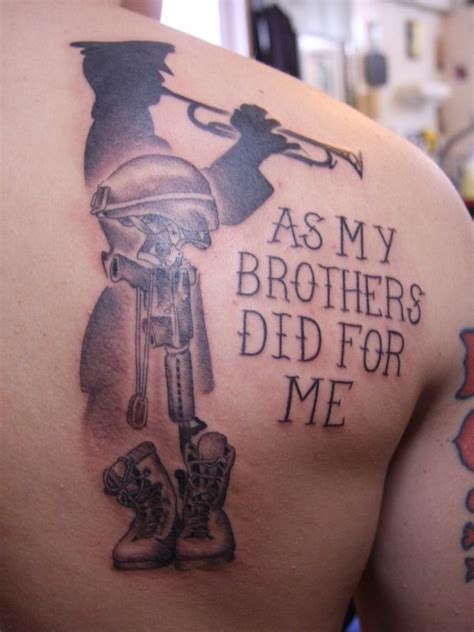 tattoo gallery military image gallery soldier tattoos