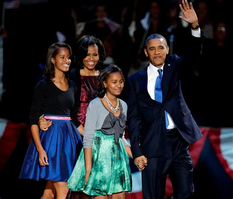 first family obama michelle obama barack obama love embarrassing sasha and