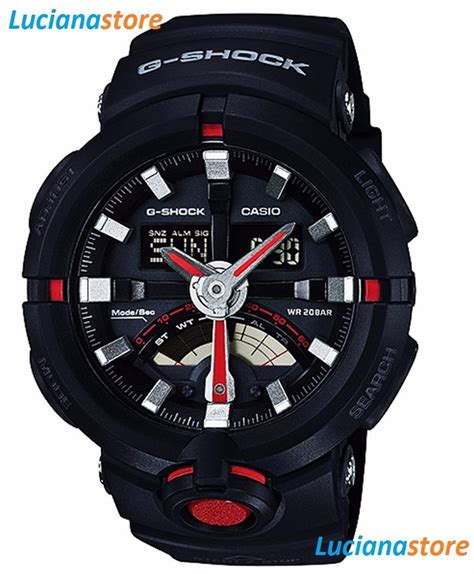 Casio G Shock Ga 100 1a4 Original Reloj Casio G Shock Ga 500 1a4 100 Original Nuevo Ztr