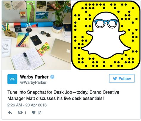 Creative Essentials Desk by The 4 Principles Of Successful Snapchat Marketing