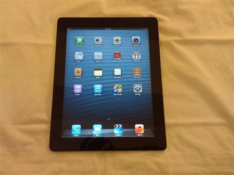 2 Apple 32gb apple 2 32gb wi fi 9 7in black model mc770ch a a1395 ipads tablets ebook readers