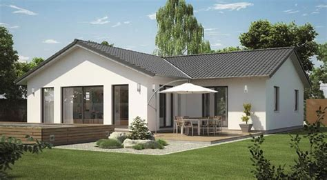 dennert massivhaus dennert icon 6 02 bungalow hurra wir bauen