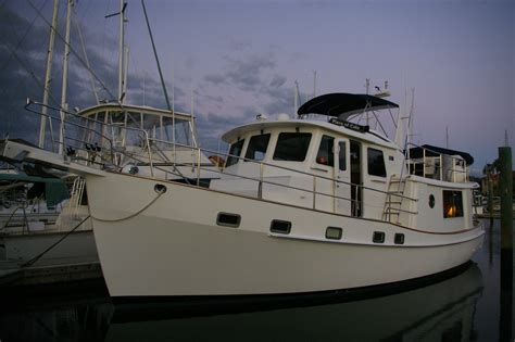 is boat insurance required in ga trawler training krogen 44 trawler delivery great loop