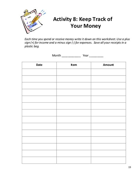 printable money management games for adults money management worksheets worksheets releaseboard free