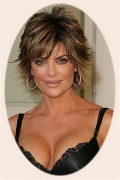 instruction lisa rinna shag hairstyles textured haircut instruction short hairstyle 2013
