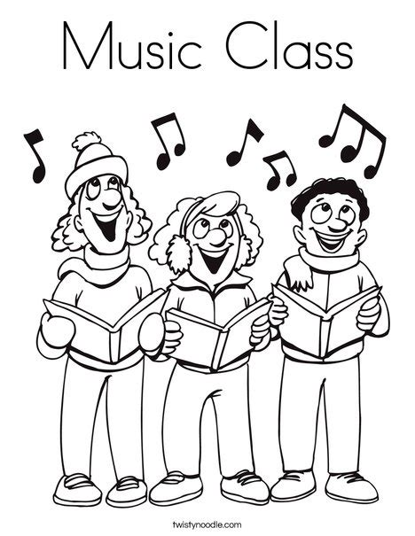 hard music coloring pages music class coloring page twisty noodle
