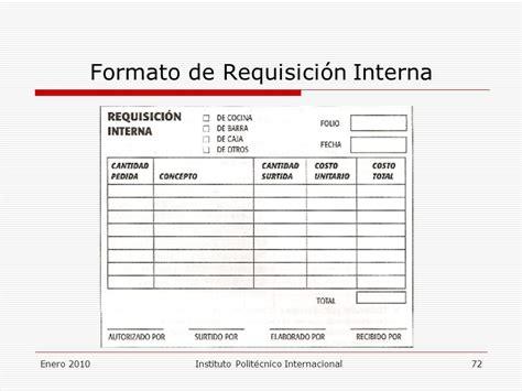 Formato Requisici 243 N De Compra Office Formats   formato de requisicion 76 formato de requisicon personal