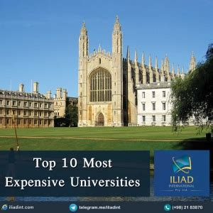 Top 10 Mba Colleges In World Without Work Experience by Top Ten Most Expensive Universities
