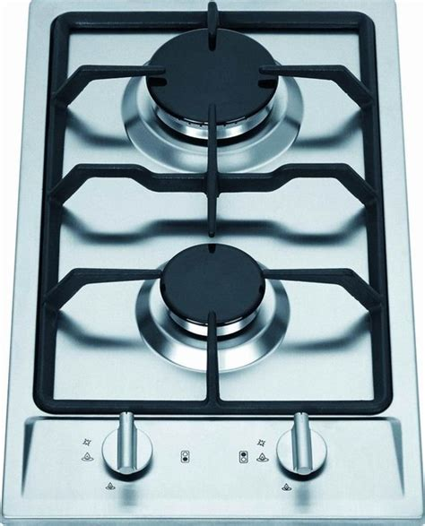 Gas Cooktop Burners ramblewood high efficiency 2 burner gas cooktop