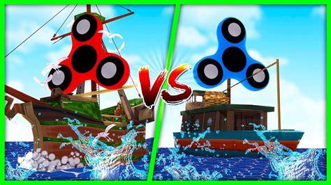 fidget house minecraft fidget spinner boat vs fidget spinner boat