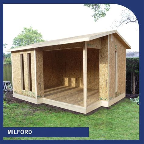 sip cabin kits sips uk ltd have manufactured garden building kits for numerous garden building companies