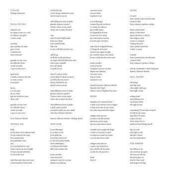 amaranth testo rodrigo amarante tutti i testi delle canzoni e le