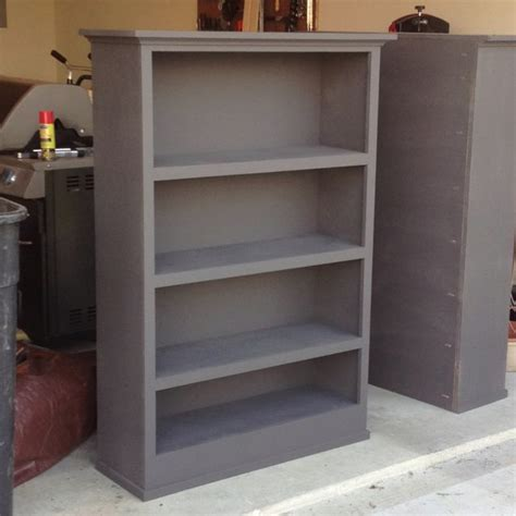 bookshelf using kreg pocket joinery for the home