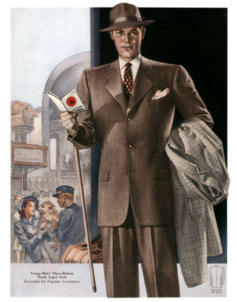 mens fashions 1940s clothing dating landscape change